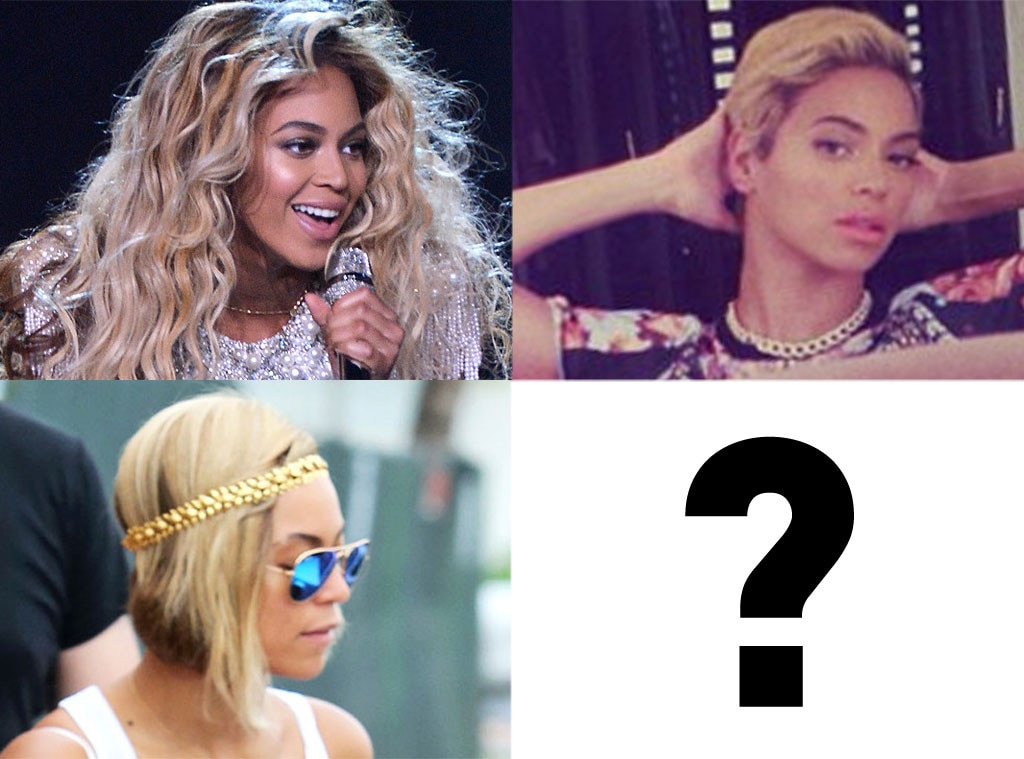 Beyonce Knowles, Hairstyle
