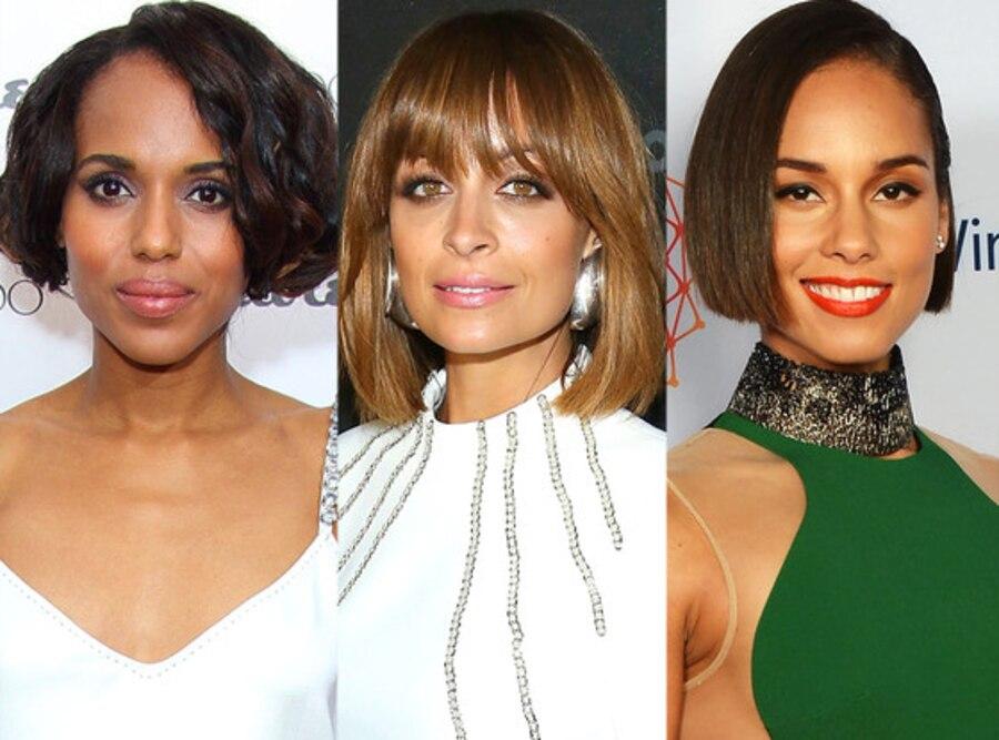 Red Carpet Bob, Kerry Washington, Nicole Richie, Alicia Keys