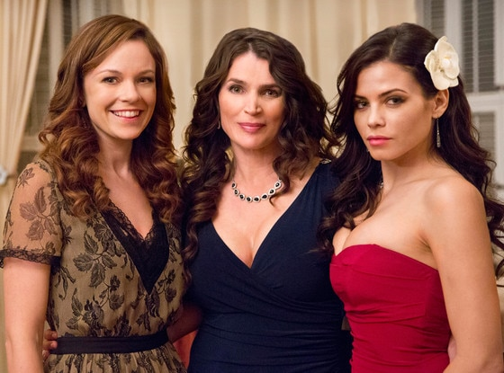 Rachel Boston, Julia Ormond, Jenna Dewan Tatum, Witches of East End