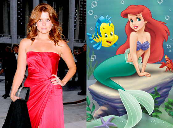 Little Mermaid Ariel, Joanna Garcia