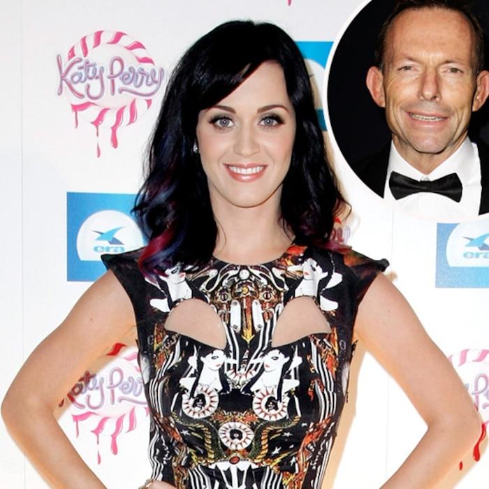 Katy Perry, Tony Abbott