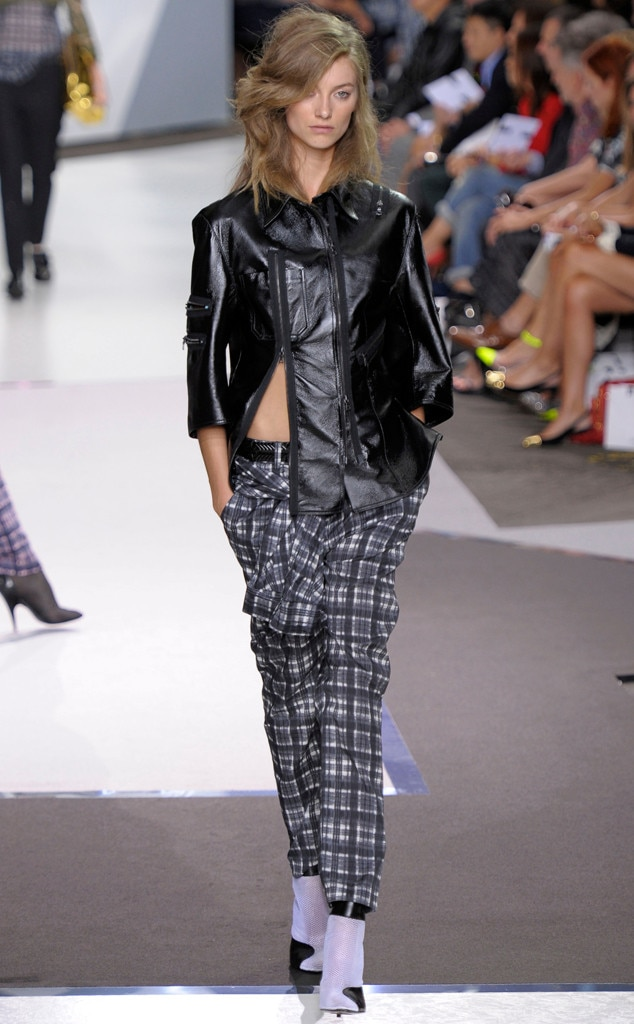 Plaid, 3.1 Phillip Lim Show