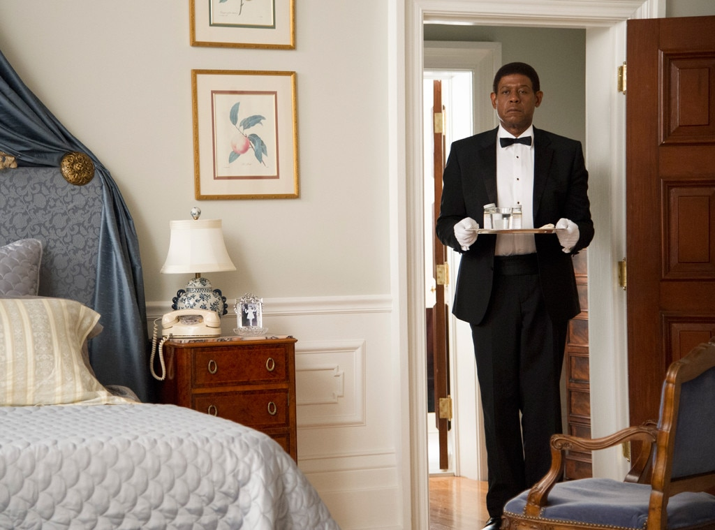 Forest Whitaker, The Butler