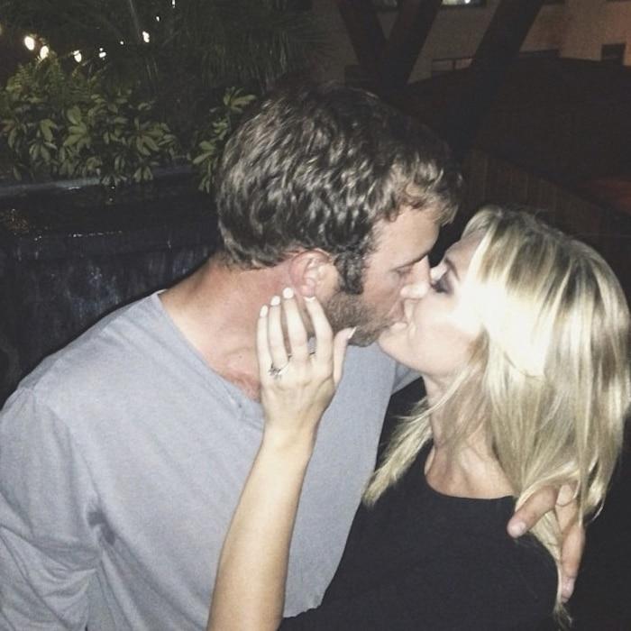 Paulina Gretzky, Dustin Johnson