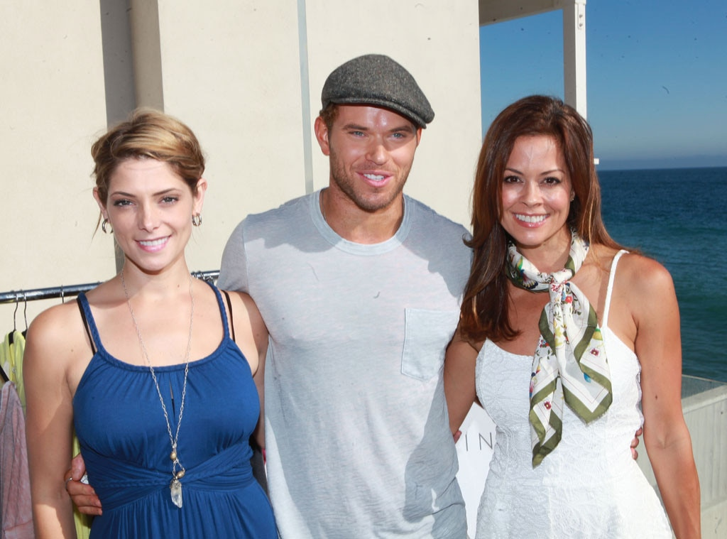 Kellan Lutz, Ashley Greene, Brooke Burke