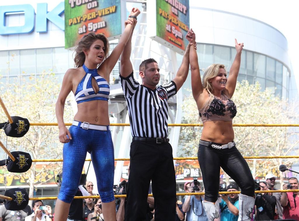 Total Divas Match