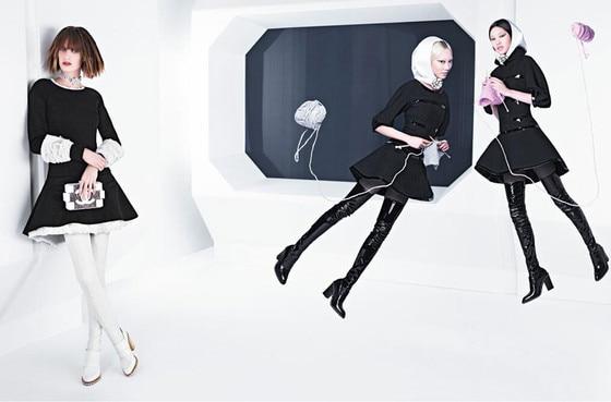 Chanel, Fall Campaign