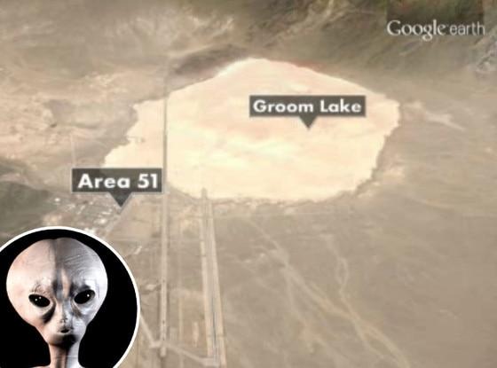 Area 51, UFO