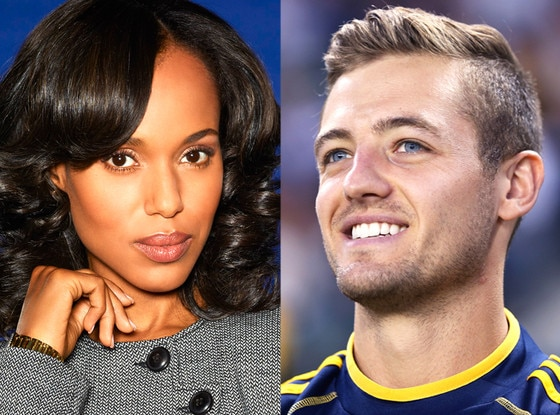 Kerry Washington, Robbie Rogers
