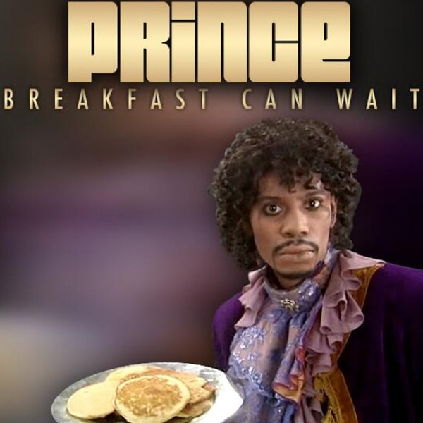 Prince's Breakfast Can Wait Cover Art Is Dave Chappelle ...