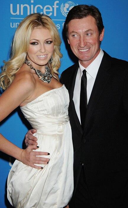 Wayne Gretzky, Paulina Gretzky