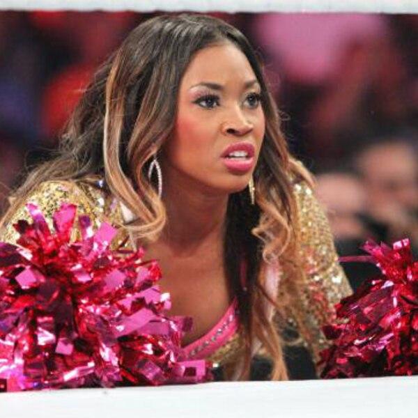 Cameron (Ariane) from Total Divas 2013 WWE SummerSlam ... The Miz And Maryse 2013