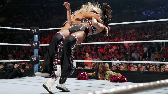 Total Divas, WWE SummerSlam Gallery