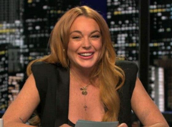 Chelsea Lately, Lindsay Lohan