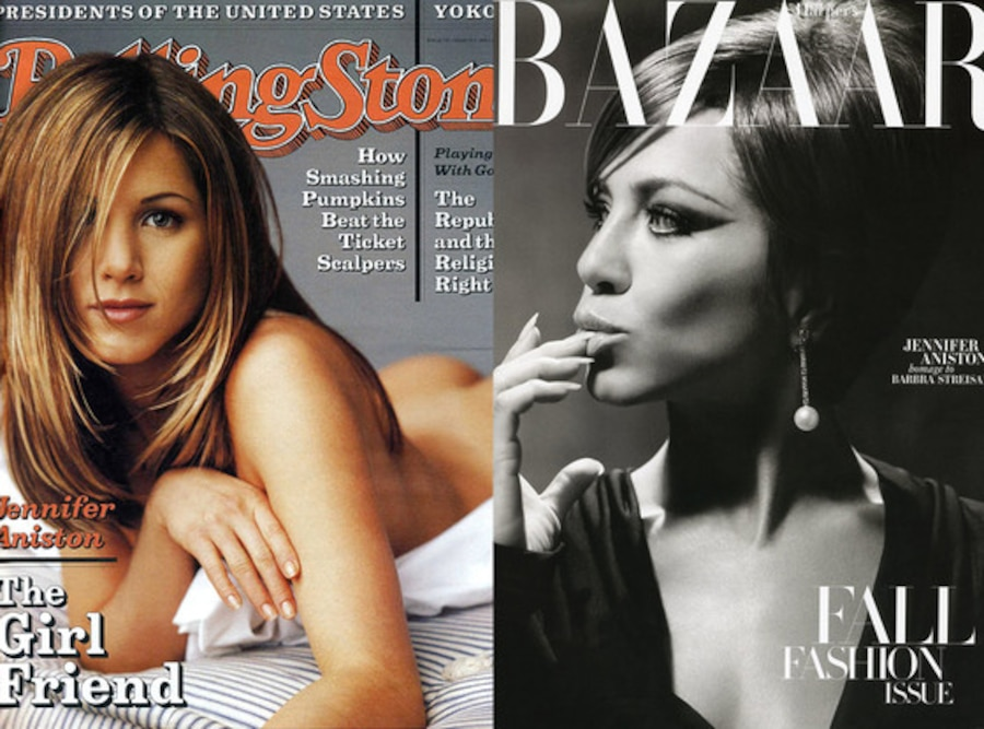 Harper's Bazaar, Jennifer Aniston, Rolling Stone