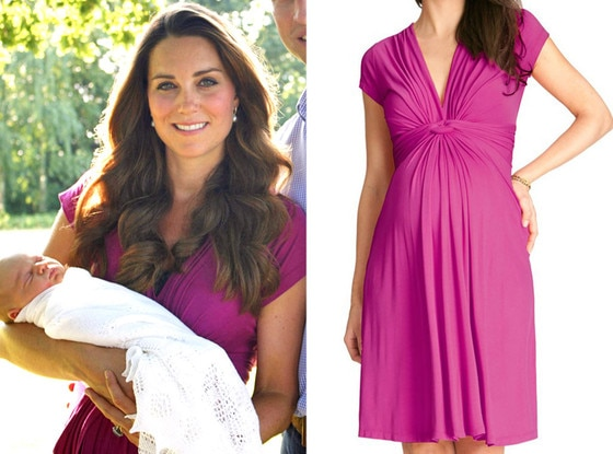 Prince George, Duchess of Cambridge, Seraphine Dress