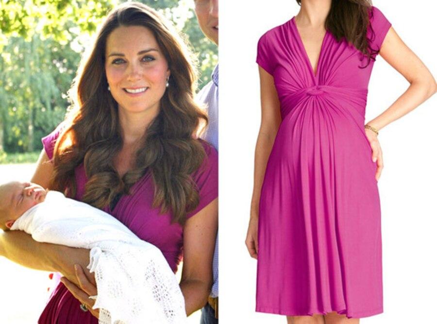 Prince George, Duchess of Cambridge, Seraphine Dress