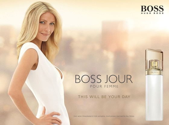 Hugo Boss Jour, Gwyneth Paltrow