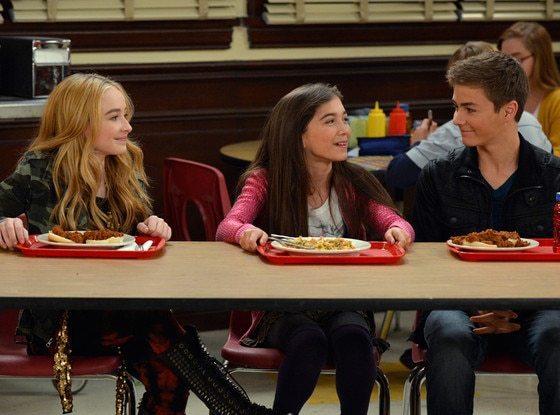Rowan Blanchard, Sabrina Carpenter, Peyton Meyer, Girl Meets World