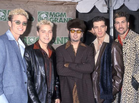 NSYNC, Justin Timberlake, JC Chasez, Chris Kirkpatrick, Joey Fatone, Lance Bass