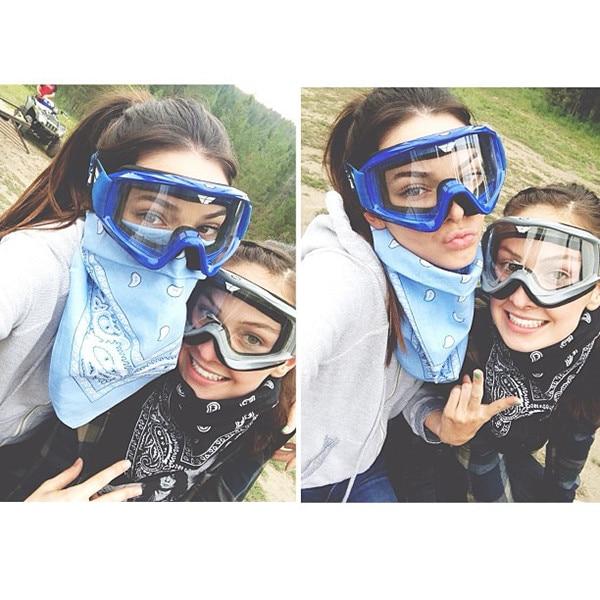 Kendall Jenner, Kylie Jenner, Instagram