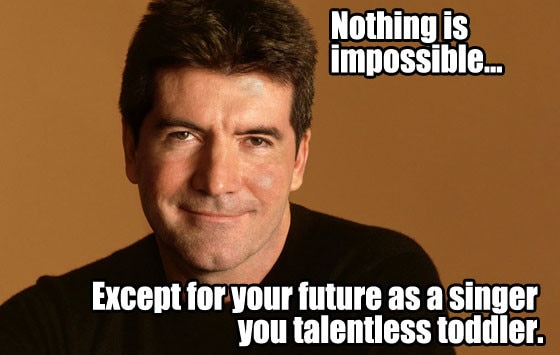 Simon Cowell Advice 3