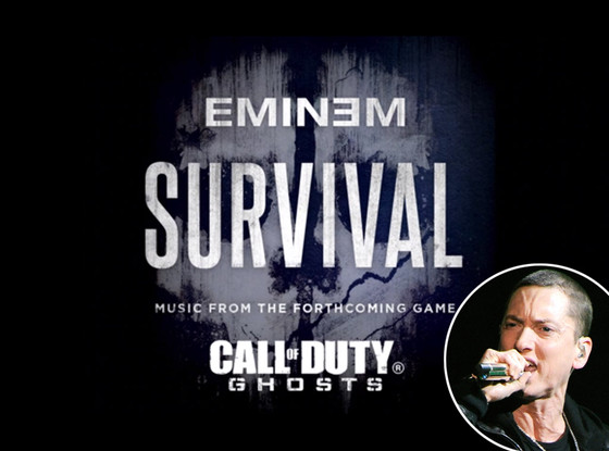 Eminem, Survival, Call of Duty Ghosts