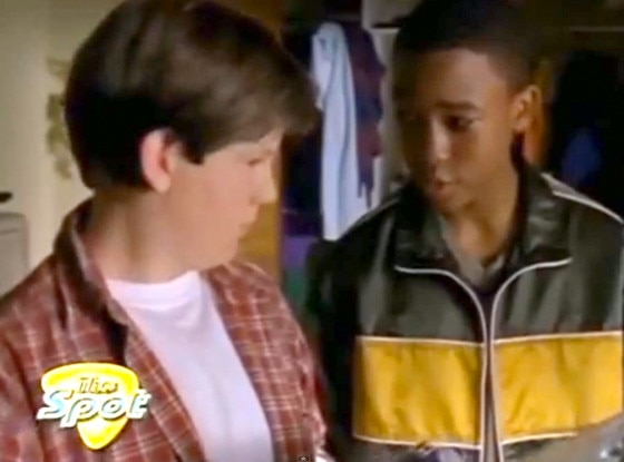 Lee Thompson Young, Ryan Sommers Baun, The Famous Jett Jackson