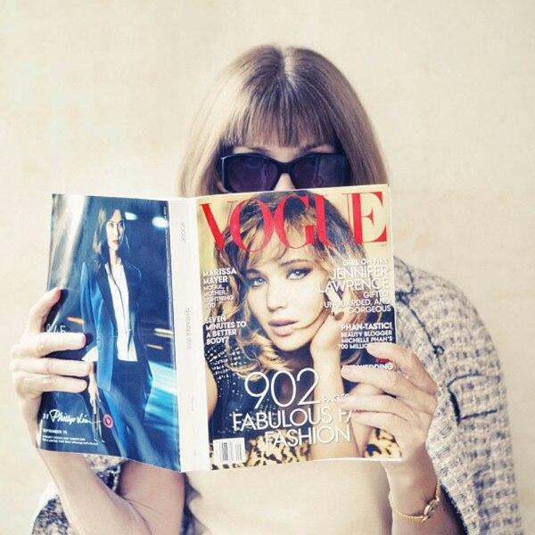 Anna Wintour, Vogue