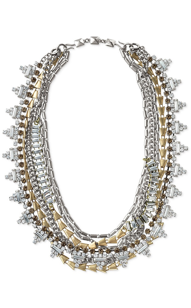 Punk Grunge Trend, Stella & Dot Sutton Necklace