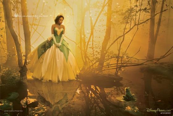 Jennifer Hudson, Disney