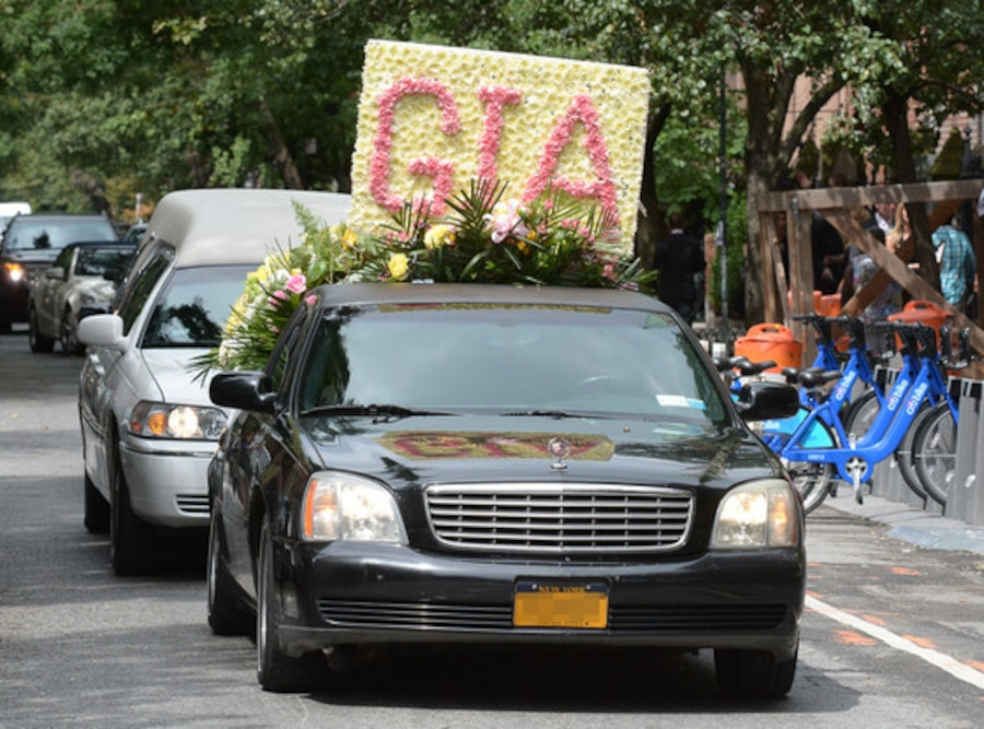 Gia Allemand Funeral
