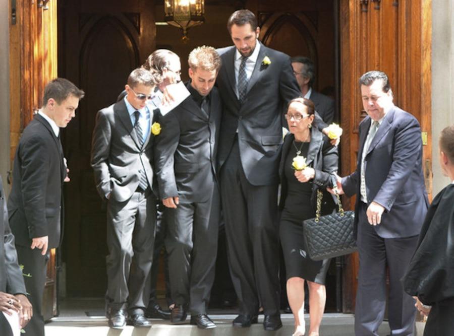 Gia Allemand Funeral, Ryan Anderson, Donna Micheletti