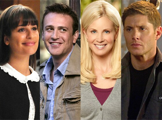 Monica Potter, Jason Segel, Lea Michele, Jensen Ackles