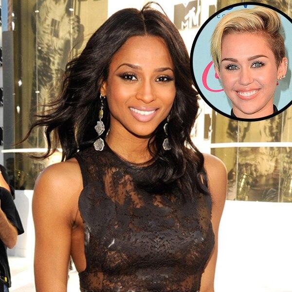 Miley Cyrus, Ciara