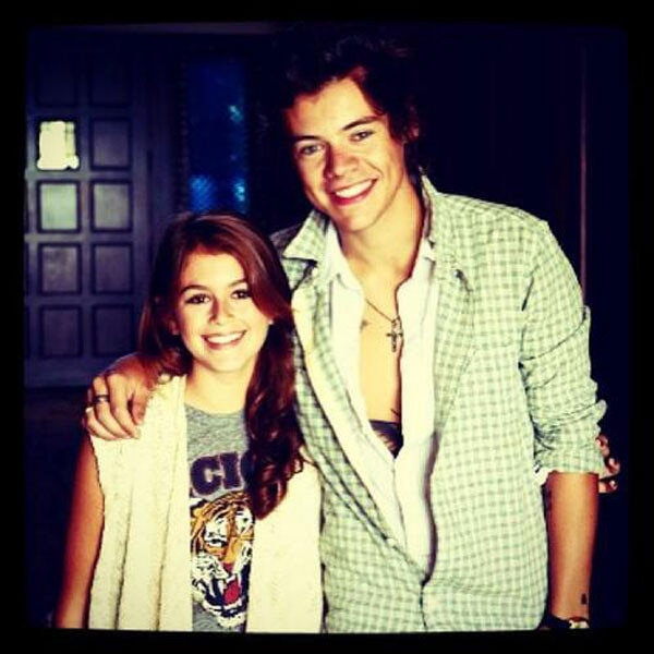 Kaia Gerber, Harry Styles