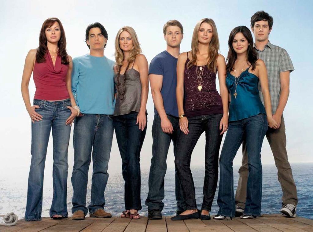 Rachel Bilson 'open to OC reunion'