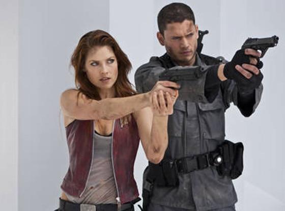 Resident Evil, Wentworth Miller, Ali Larter