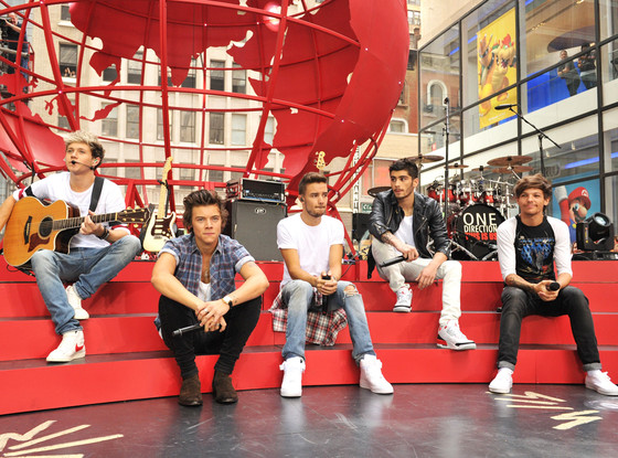 One Direction, Today Show