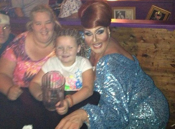 Honey Boo Boo, Hamburger Mary's