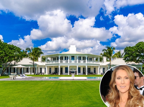 Celine Dion, Jupiter Home
