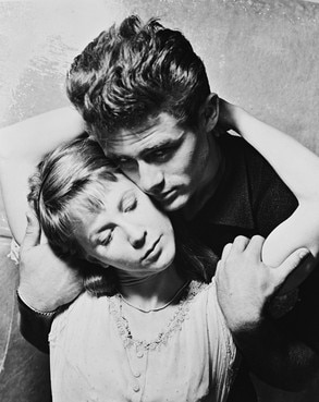 Julie Harris, James Dean, East Of Eden