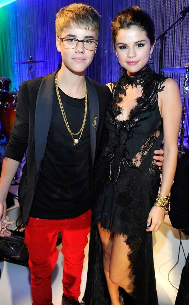 Justin Bieber, Selena Gomez, Memorable VMA Fashion
