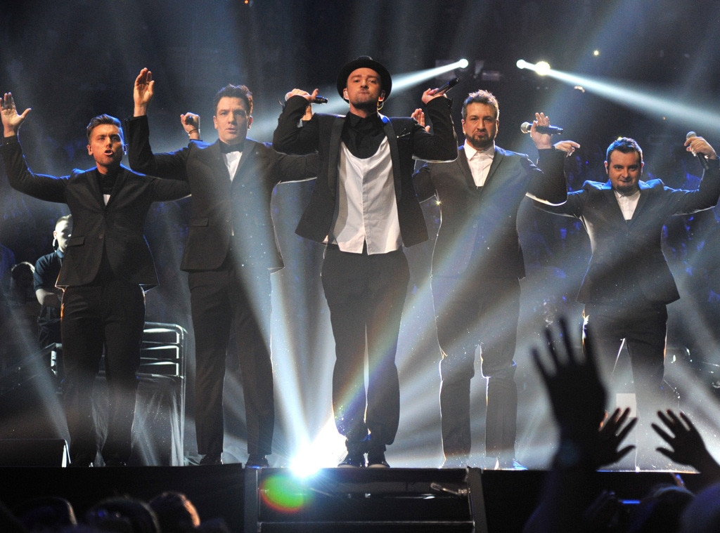 NSYNC Won't be Joining Justin Timberlake During Super Bowl Halftime Show