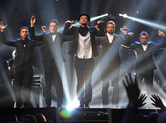 'N Sync, MTV Video Music Awards