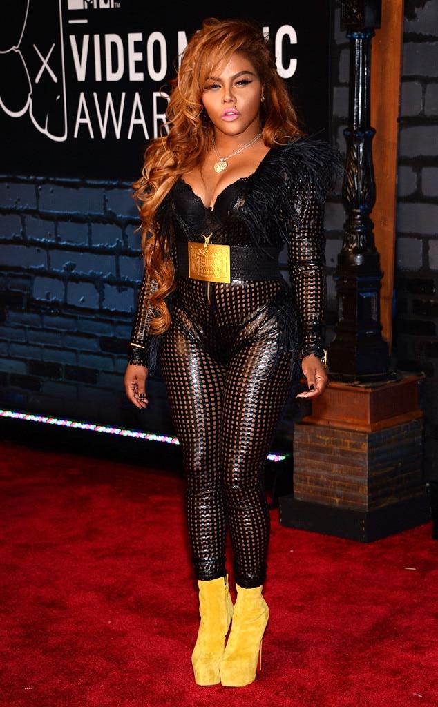 MTV Video Music Awards, Lil' Kim, Latex