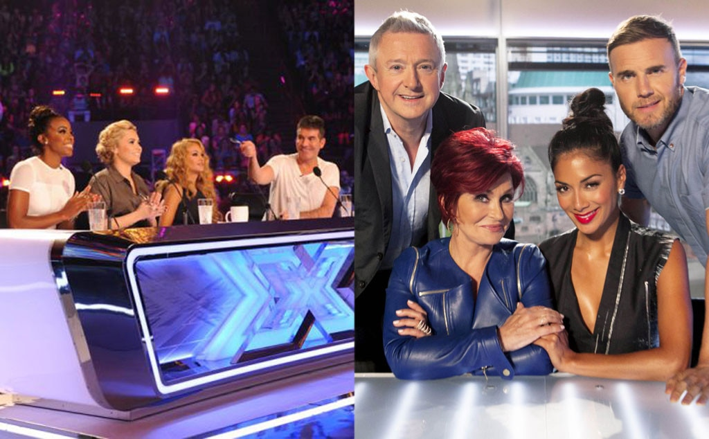 TV Remakes, X Factor