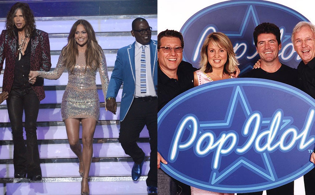 TV Remakes, American Idol, Pop Idol