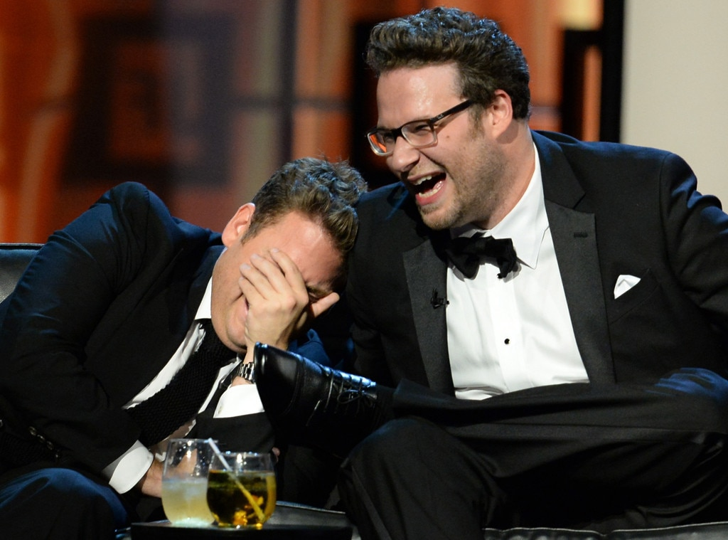 Jonah Hill, Seth Rogen, The Comedy Central Roast of James Franco