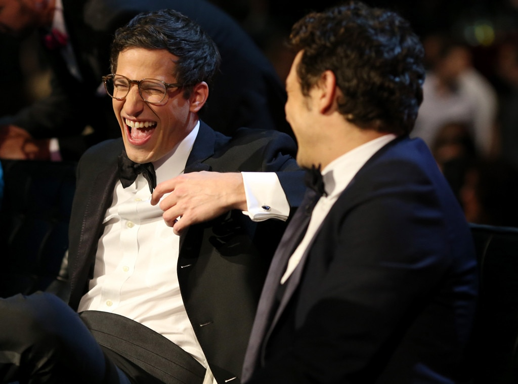 Andy Samberg, The Comedy Central Roast of James Franco